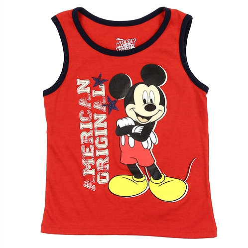 MICKEY MOUSE Boys Toddler Tank Top
