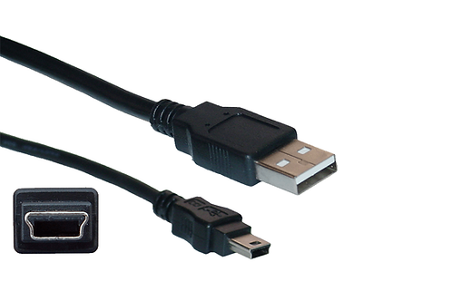 USB AM To Mini 5P