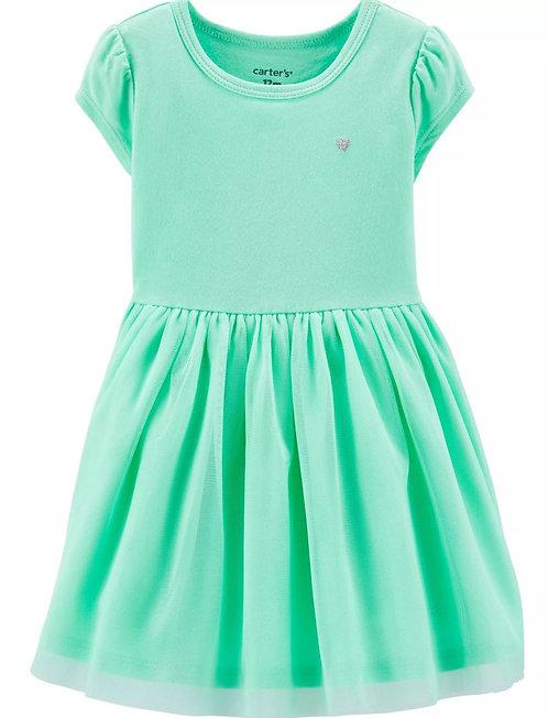 Carter's Tutu Jersey Dress