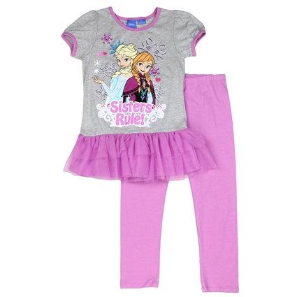 FROZEN Girls Toddler 2PC Legging Set