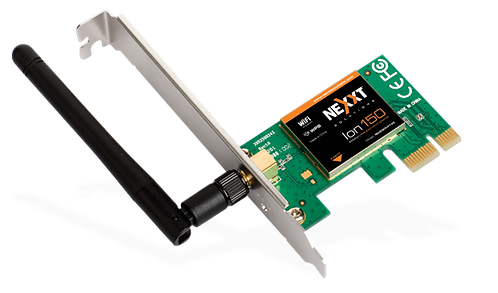 Nexxt Ion 150Mbps PCI-E Wireless Adapter