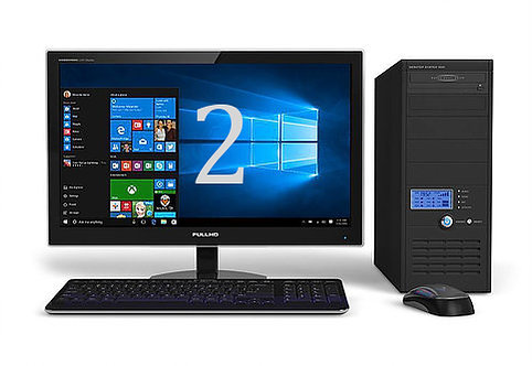 19'' Complete Desktop System Spec2