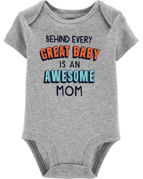 Carter's Awesome Mom Collectible Bodysuit