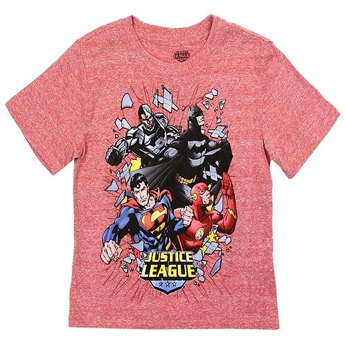 JUSTICE LEAGUE Boys T-shirt