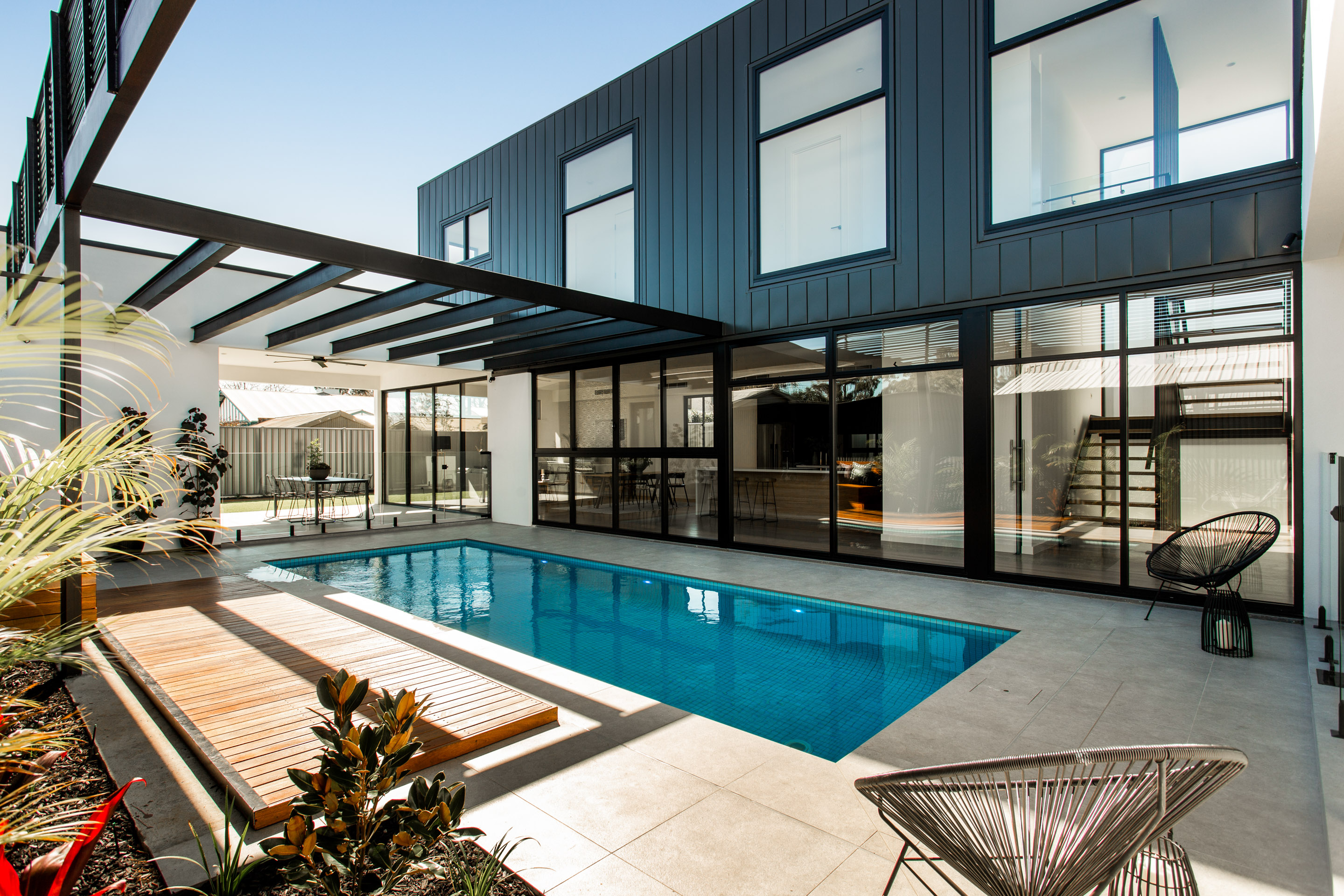 Adelaide House Builder (with pool)