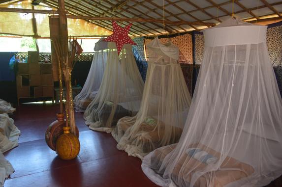Jungle Beach Hut- Female Dorm