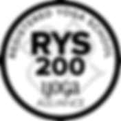 registered yoga school yoga alliance