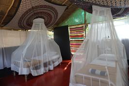 Jungle Beach Hut- Twin Shared