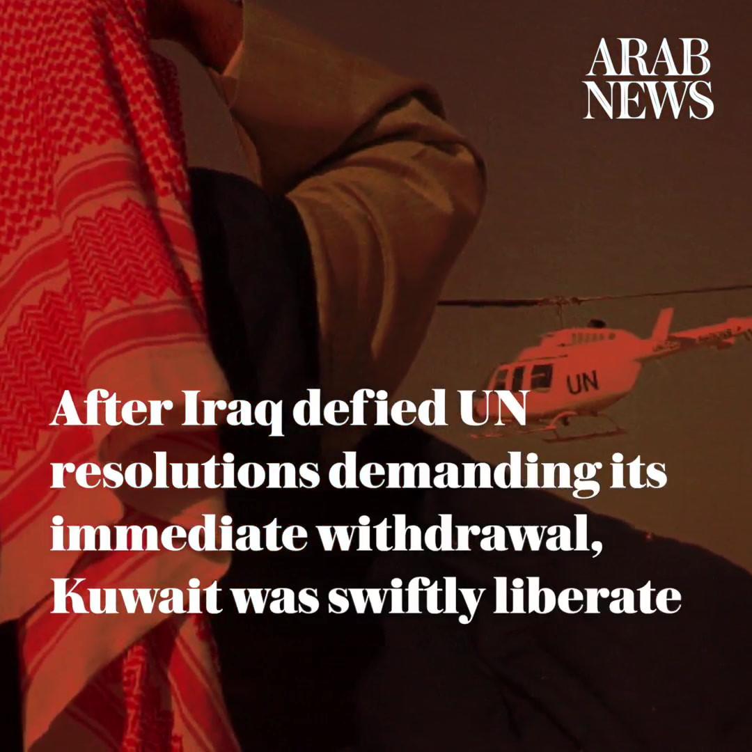 19. Aug. 2, 1990, Iraq invades Kuwait le