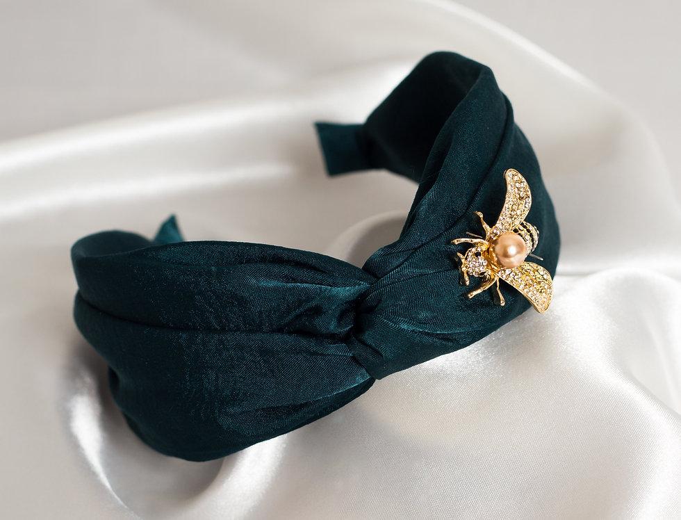 Emerald Satin Bee