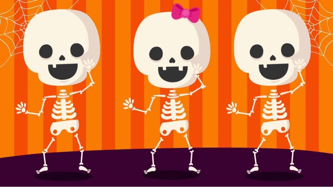Halloween Toddler Dance