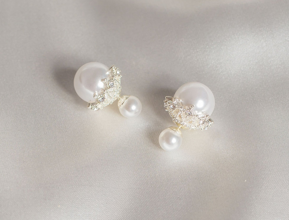 Dior Inspired Pearls