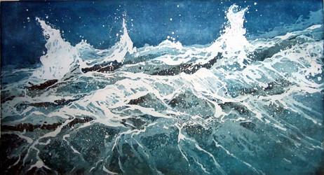 'Stormy Seas'