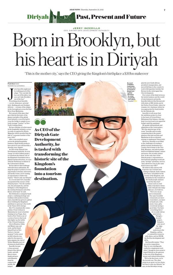 Arab News Saudi National Day 2021 (p7)