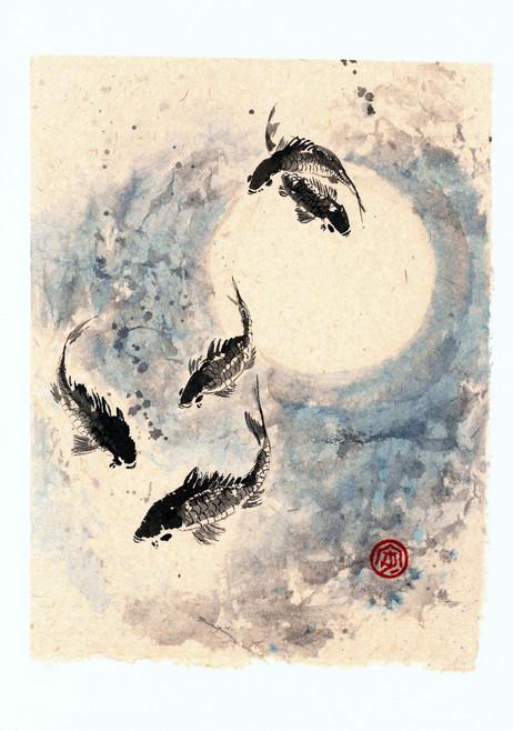 'The Still Pond'