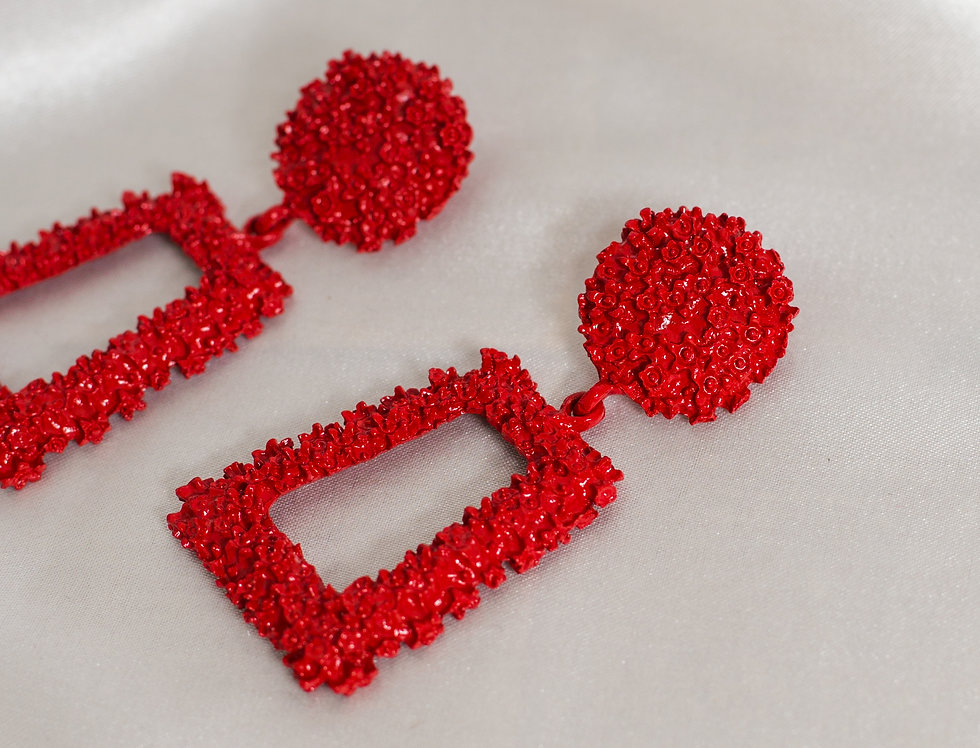 Little Devils Egyptian Earrings