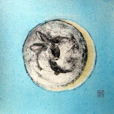 'Moon Gazing'