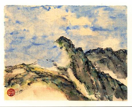 'Memories of the Pyrenees II'