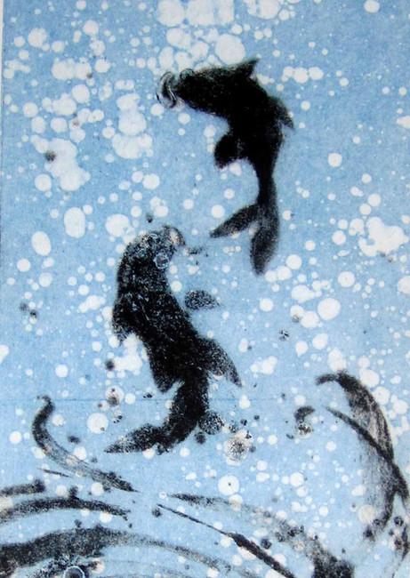 'Jumping Fish'