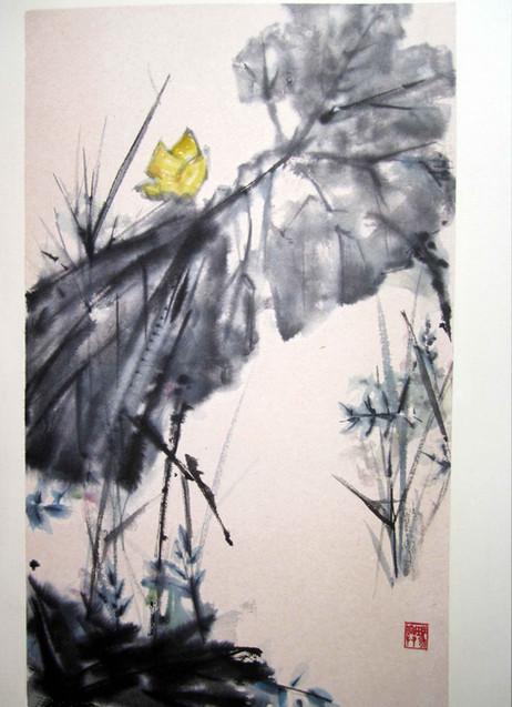 'Golden Lotus'