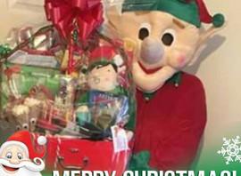 Come see Arthur the Elf !!