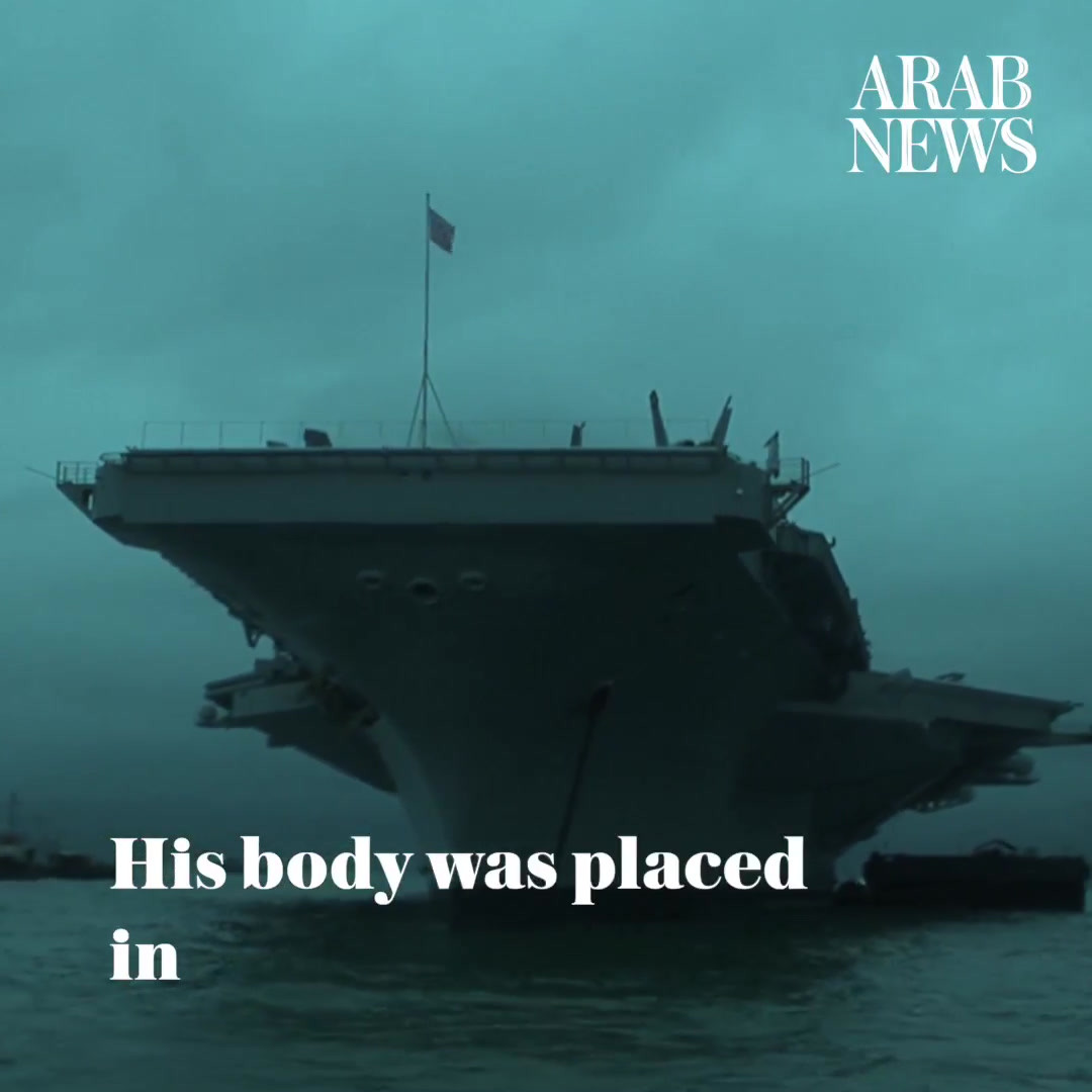 36. May 2, 2011, Killing of Osama bin La