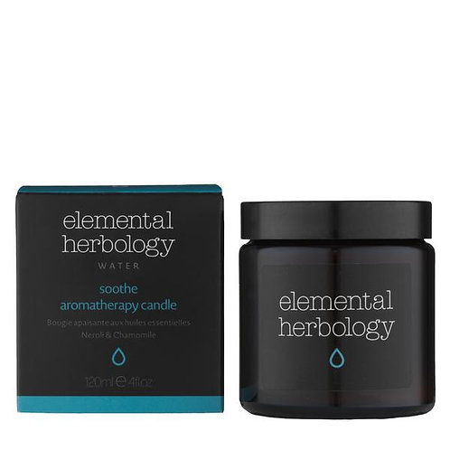 ELEMENTAL HERBOLOGY - SOOTHE AROMATHERAPY CANDLE