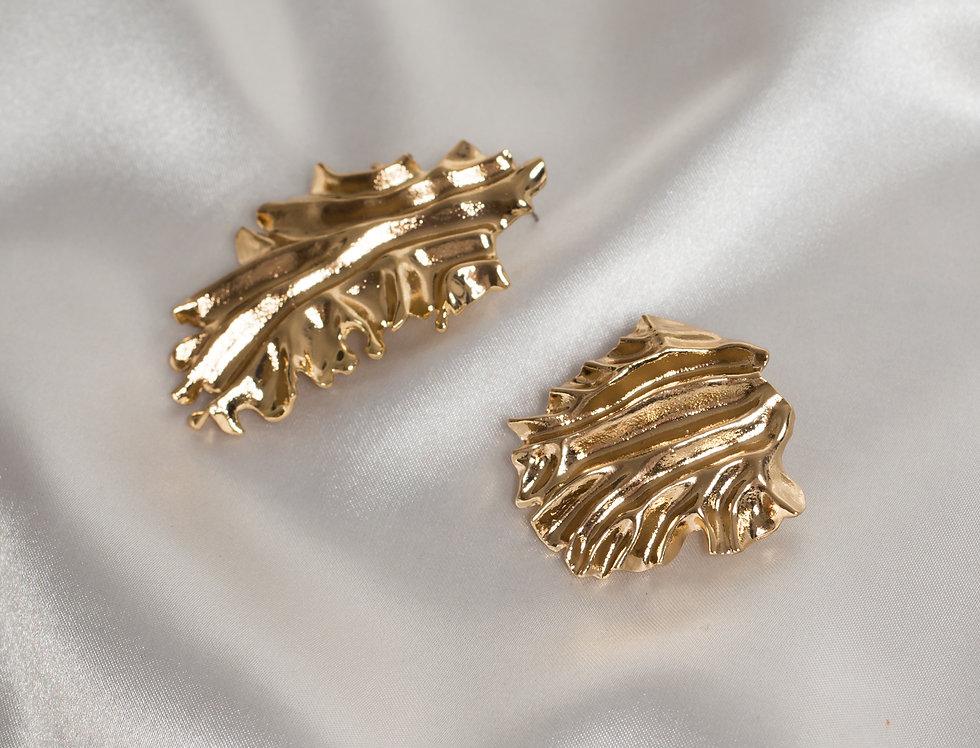 Ingy Metal Earrings