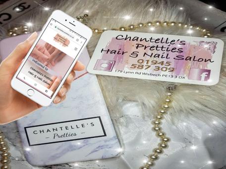 Chantelle's Pretties Hair & Nail Salon