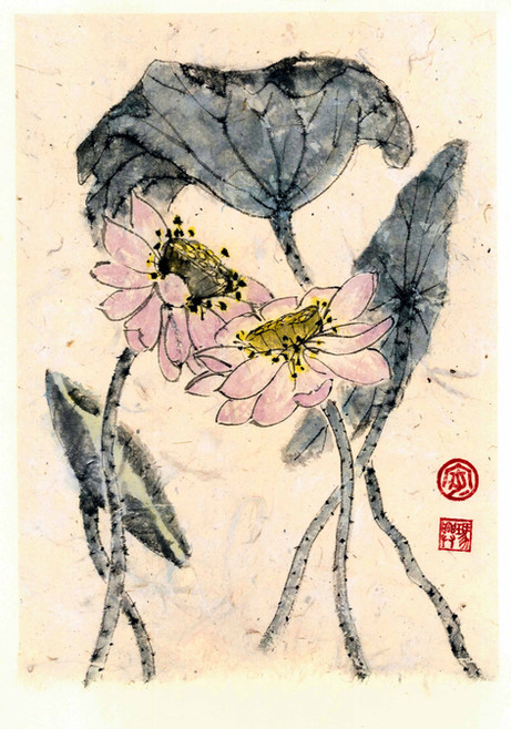 'Lotus Dancing'