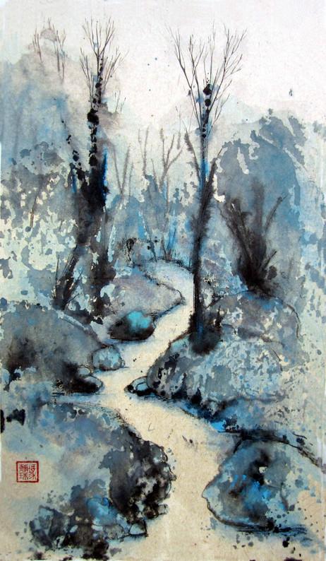 'Woodland Brook'