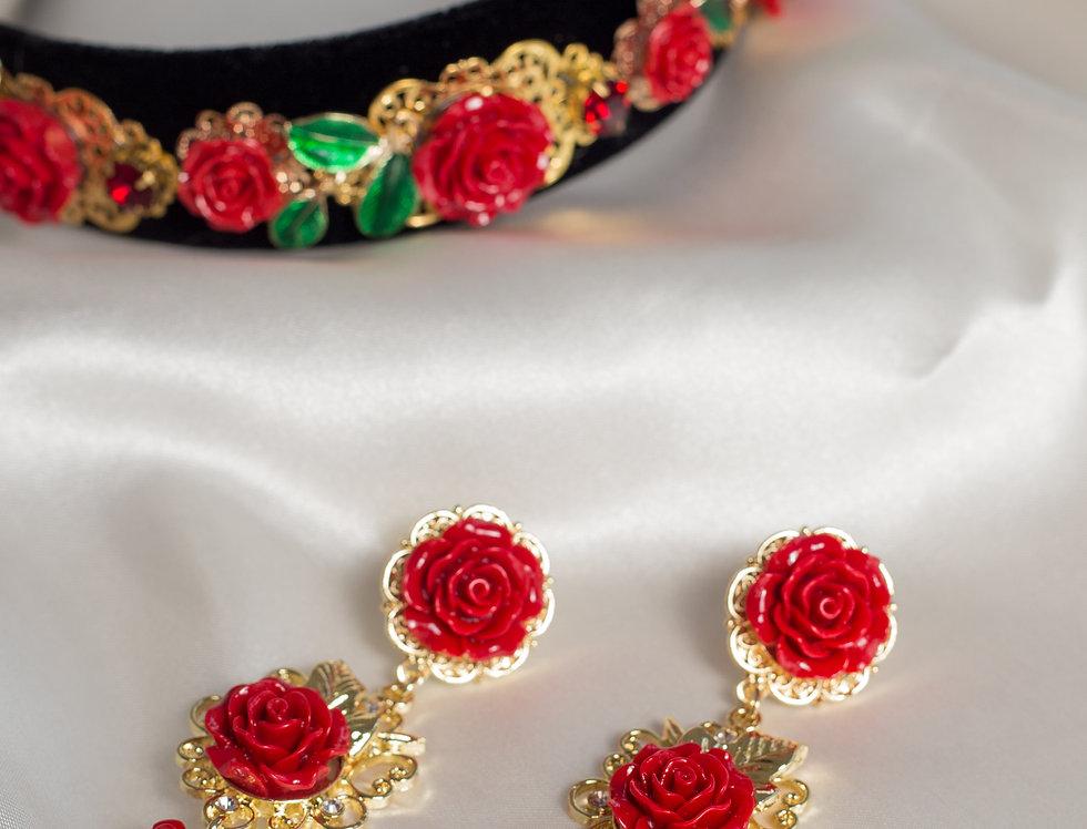 Belle Crown Set