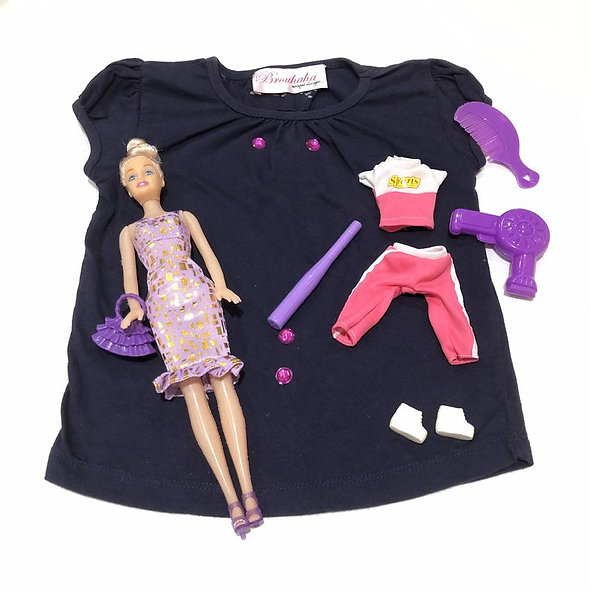 Dolled Up Liza T-shirt