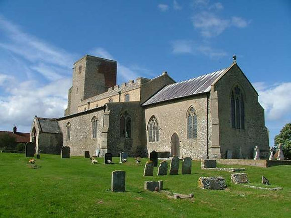 All Saints Church Morston