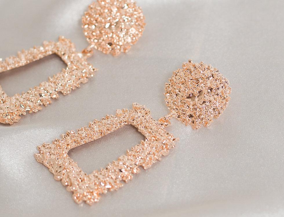 I like my Rose Gold Egyptian Earrings