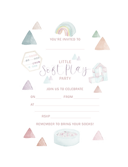 FREE downloadable Invite