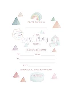 FREE downloadable Invite