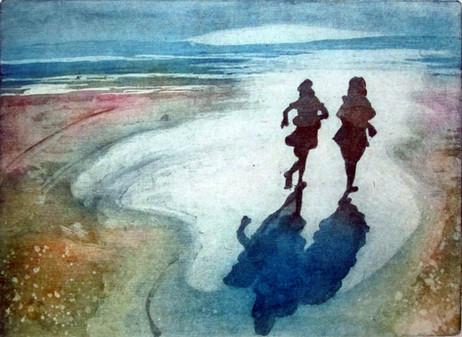 'Happy Days on the Beach'