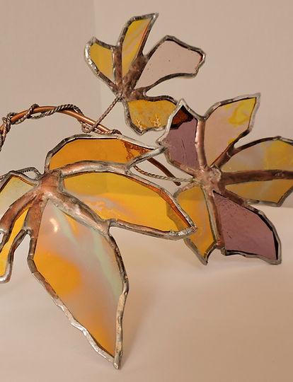 Copper Foil Work