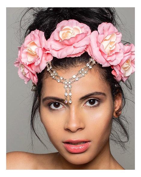 Simply Pretty Flower Crown