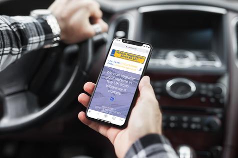 Vehicle Registration Services UK Ltd
