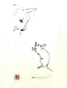 'Cat and Mouse'
