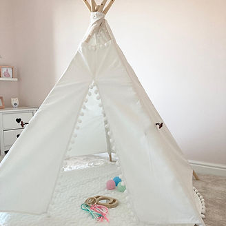 Teepee and Accessories  (3hrs)