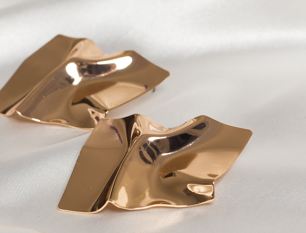 Carrie Gold Metals