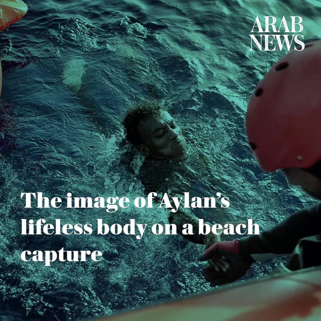 39. Sept. 2, 2015, Aylan Kurdi, Syrian r