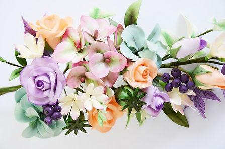 Pretty Sugar Craft Flowers