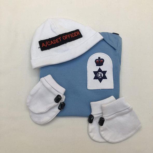 Cadet Officer Baby Set