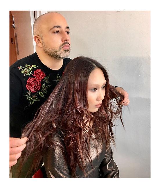 Hair by Alexyi Reneece