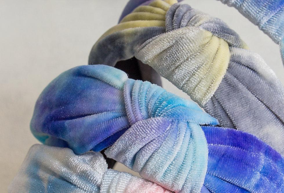 Terri Knotted Tie Dye Headbands