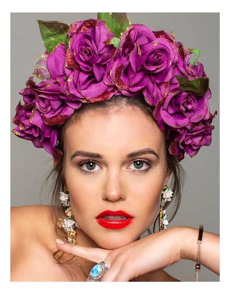 Pretty Petals Crown